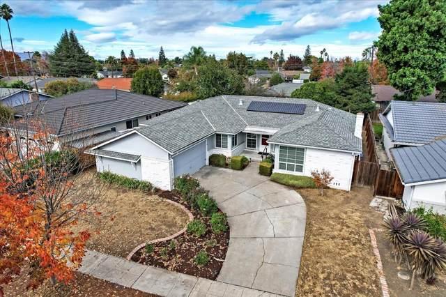 1511 Shaw Dr, San Jose, CA 95118 (#ML81867795) :: The Kulda Real Estate Group