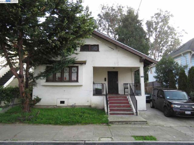 1065 53RD STREET, Oakland, CA 94608 (#BE40807993) :: The Kulda Real Estate Group