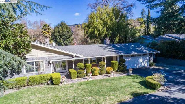 2051 Diablo Rd, Diablo, CA 94528 (#BE40811148) :: The Kulda Real Estate Group