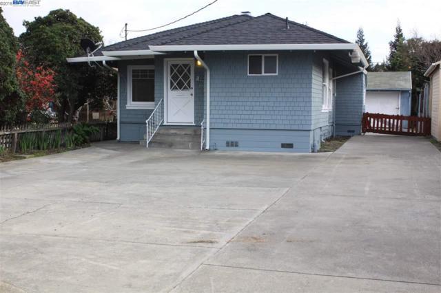 357 Sybil Ave, San Leandro, CA 94577 (#BE40811449) :: Brett Jennings Real Estate Experts