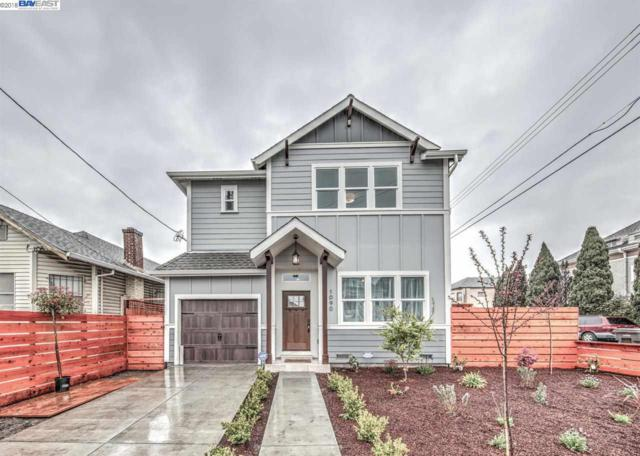1090 66Th St, Oakland, CA 94608 (#BE40814798) :: The Kulda Real Estate Group