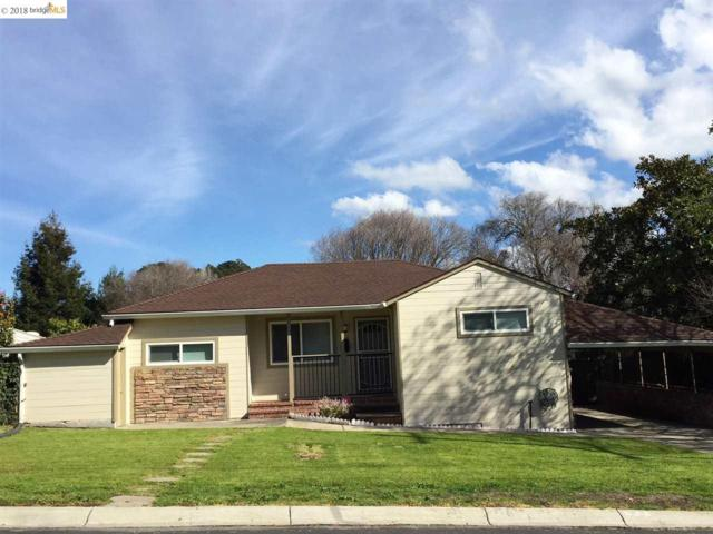 844 Idlewood Cir, El Sobrante, CA 94803 (#EB40813646) :: The Dale Warfel Real Estate Network