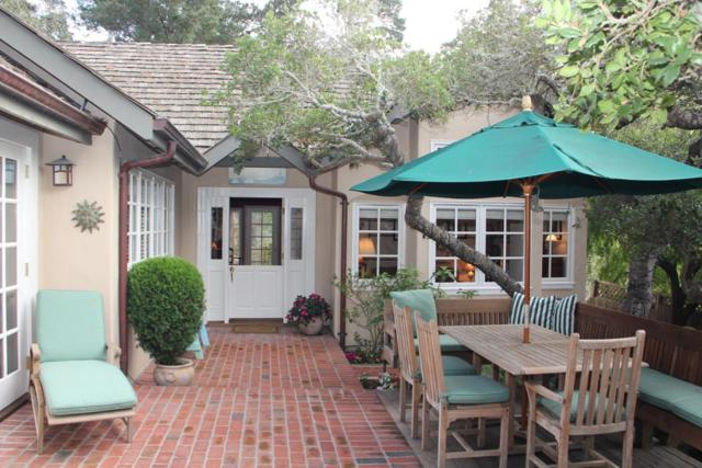 0 Crespi Avenue, 8 Se Of Mountain View, Carmel, CA 93921 (#ML81631678) :: The Kulda Real Estate Group