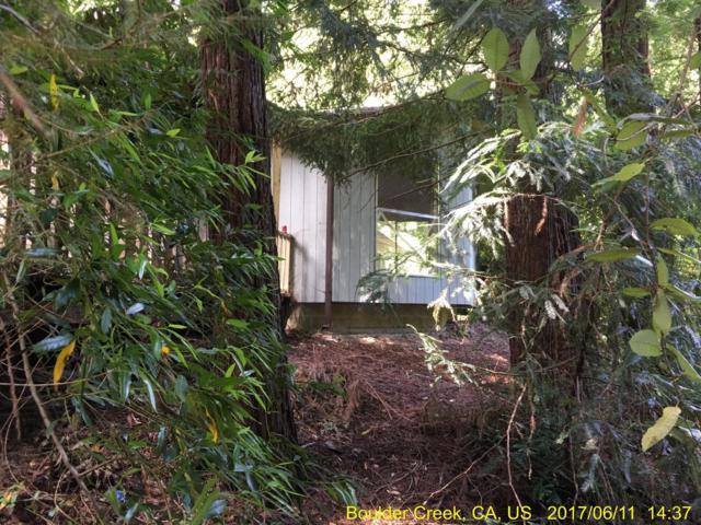 340 Spring Creek Rd, Boulder Creek, CA 95006 (#ML81656742) :: Brett Jennings Real Estate Experts