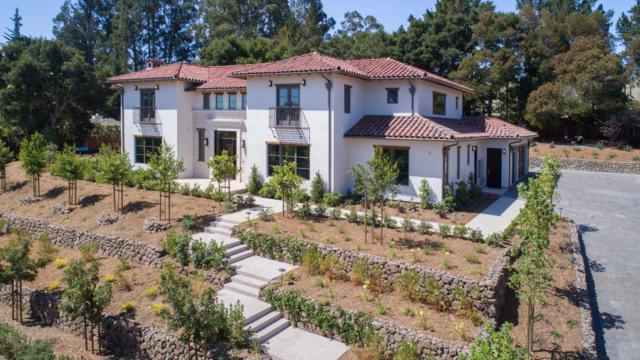 545 Darrell Rd, Hillsborough, CA 94010 (#ML81667343) :: The Kulda Real Estate Group