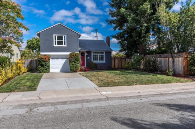 689 Birch Ave, San Mateo, CA 94402 (#ML81667469) :: Carrington Real Estate Services