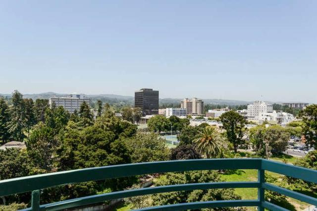 601 Laurel Ave 903-904, San Mateo, CA 94401 (#ML81667585) :: The Gilmartin Group
