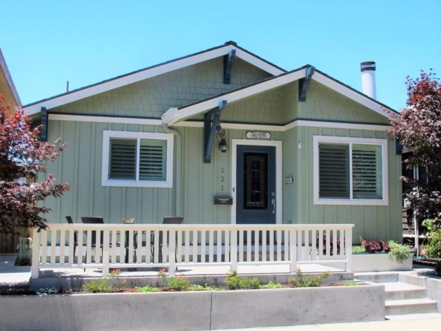 121 Mountain View Ave, Santa Cruz, CA 95062 (#ML81667707) :: Carrington Real Estate Services