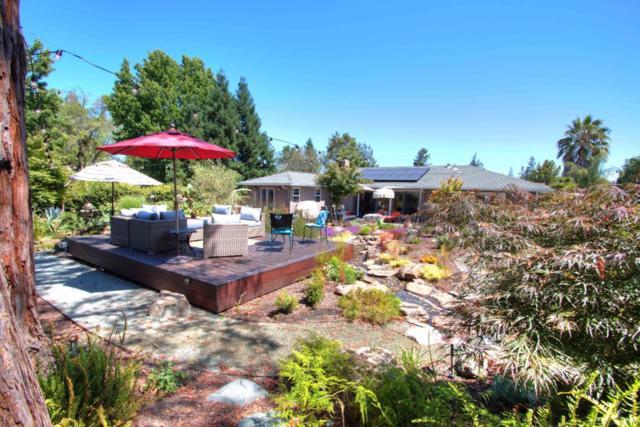 2452 Alameda De Las Pulgas, Woodside, CA 94061 (#ML81670740) :: The Kulda Real Estate Group