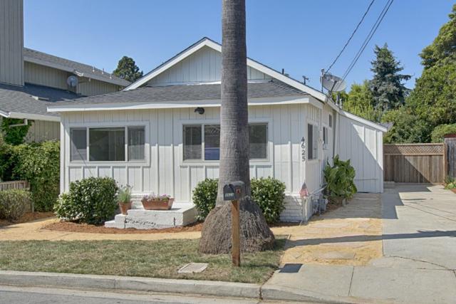 4625 Topaz St, Capitola, CA 95010 (#ML81673229) :: Michael Lavigne Real Estate Services