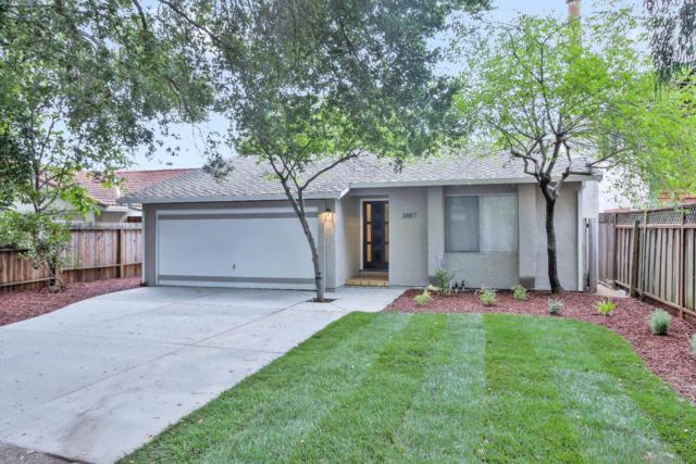3887 La Selva Dr, Palo Alto, CA 94306 (#ML81673328) :: Carrington Real Estate Services