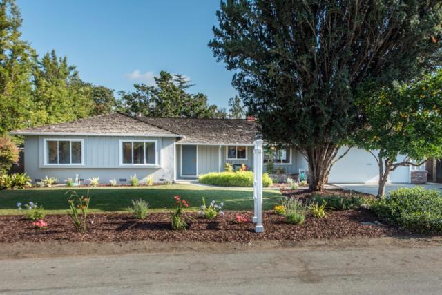 1440 Fallen Leaf Ln, Los Altos, CA 94024 (#ML81674111) :: Brett Jennings Real Estate Experts