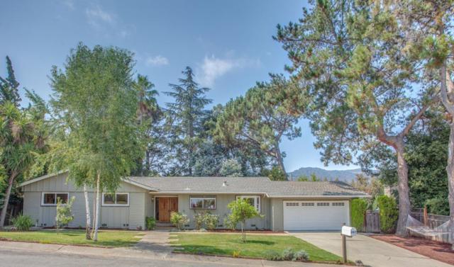 897 Highlands Cir, Los Altos, CA 94024 (#ML81674123) :: Brett Jennings Real Estate Experts