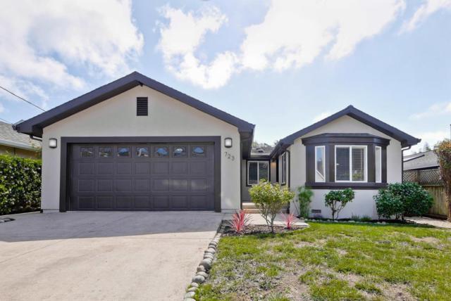 723 Sonora Ave, El Granada, CA 94018 (#ML81678037) :: The Kulda Real Estate Group