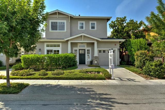 412 Tyndall St, Los Altos, CA 94022 (#ML81678082) :: The Kulda Real Estate Group