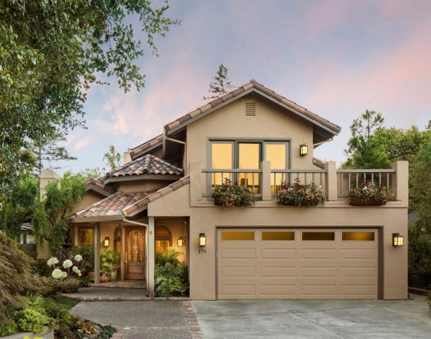 278 Alta Vista Ave, Los Altos, CA 94022 (#ML81678541) :: The Kulda Real Estate Group