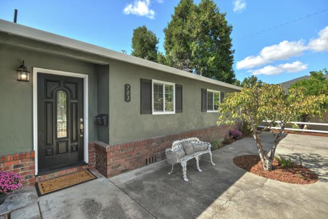 703 S Daniel Way, San Jose, CA 95128 (#ML81679050) :: The Goss Real Estate Group, Keller Williams Bay Area Estates