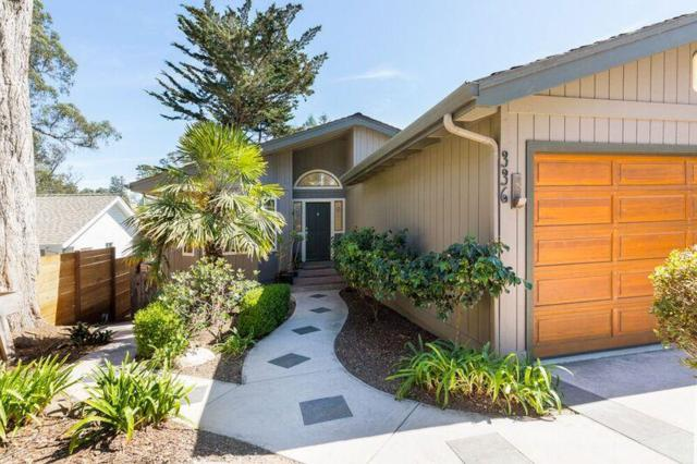 336 Arthur Ave, Aptos, CA 95003 (#ML81679363) :: Michael Lavigne Real Estate Services