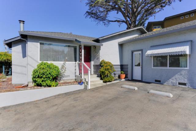 602 Hill St, Capitola, CA 95010 (#ML81680035) :: Michael Lavigne Real Estate Services