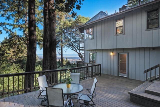 580 Old La Honda Rd, Woodside, CA 94062 (#ML81680876) :: The Kulda Real Estate Group