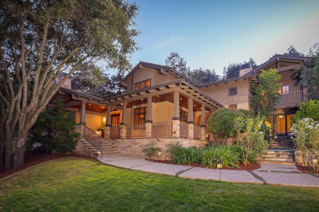 3970 Woodside Rd, Woodside, CA 94062 (#ML81681705) :: The Kulda Real Estate Group