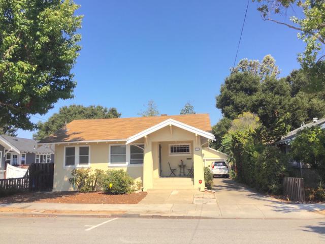 1037 High St, Palo Alto, CA 94301 (#ML81681792) :: Carrington Real Estate Services