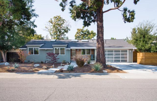 646 Georgia Ave, Palo Alto, CA 94306 (#ML81681830) :: Carrington Real Estate Services
