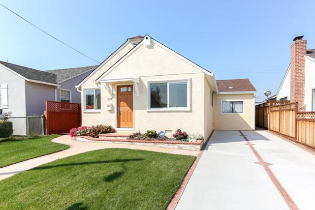 809 Southwood Dr, South San Francisco, CA 94080 (#ML81681871) :: The Gilmartin Group