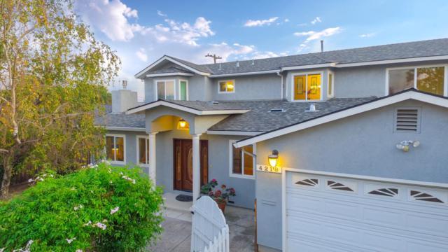 4218 Manzanita Dr, San Jose, CA 95129 (#ML81681947) :: The Goss Real Estate Group, Keller Williams Bay Area Estates