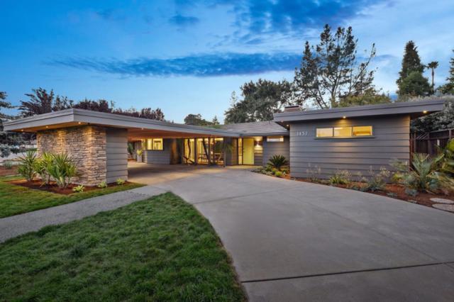 1437 Weaver Dr, San Jose, CA 95125 (#ML81681990) :: The Goss Real Estate Group, Keller Williams Bay Area Estates