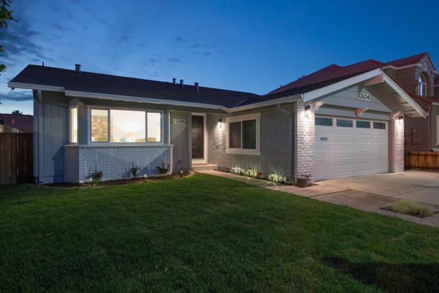 1324 Bellomy St, Santa Clara, CA 95050 (#ML81682039) :: The Goss Real Estate Group, Keller Williams Bay Area Estates