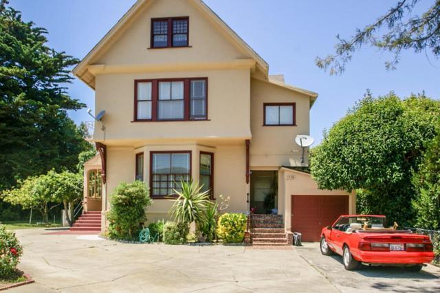 1338 Holly St, San Carlos, CA 94070 (#ML81682286) :: Brett Jennings Real Estate Experts
