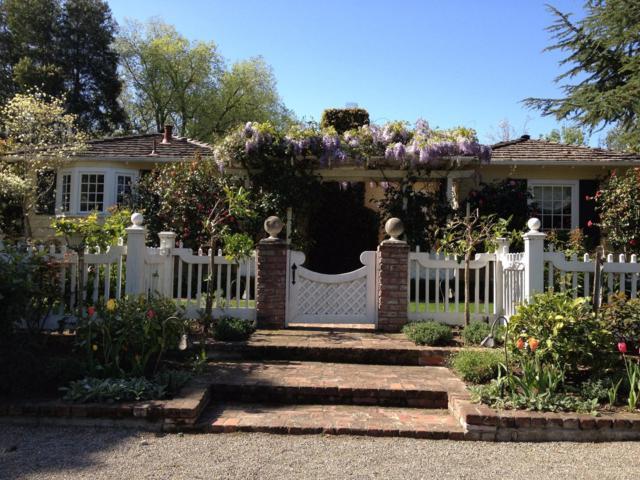 1245 N Lemon Ave, Menlo Park, CA 94025 (#ML81683201) :: Brett Jennings Real Estate Experts