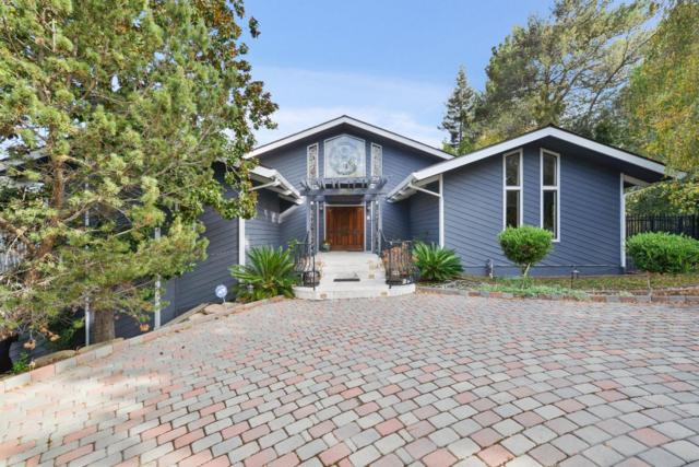 12190 Padre Ct, Los Altos Hills, CA 94022 (#ML81684123) :: The Kulda Real Estate Group