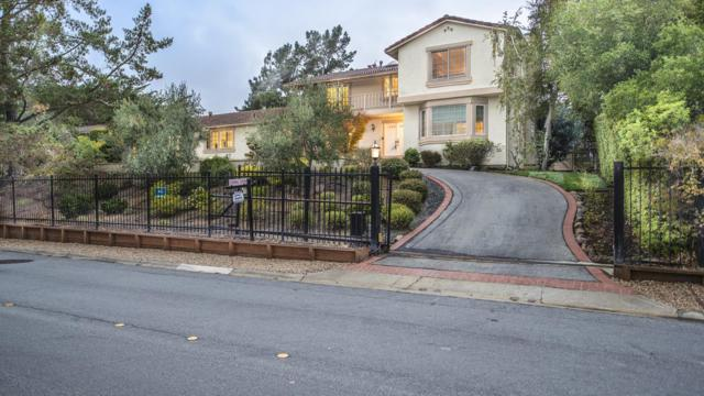 970 Tournament Dr, Hillsborough, CA 94010 (#ML81684439) :: The Kulda Real Estate Group