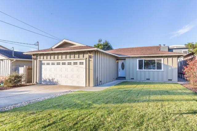 614 Sonora Ave, El Granada, CA 94019 (#ML81684562) :: The Kulda Real Estate Group