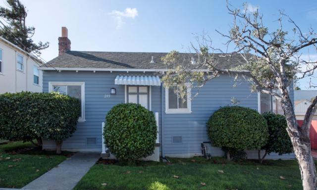 295 Elm Ave, San Bruno, CA 94066 (#ML81685560) :: The Gilmartin Group