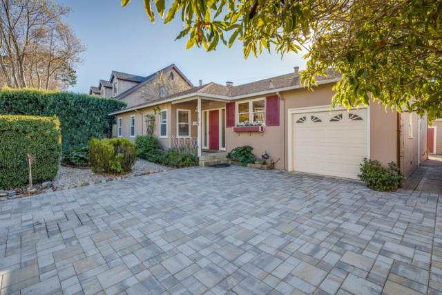 134 Loma Vista Dr, Burlingame, CA 94010 (#ML81686215) :: The Gilmartin Group