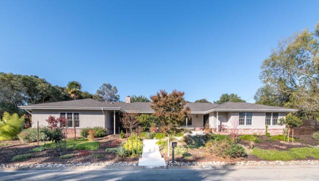 800 Miramar Ter, Belmont, CA 94002 (#ML81686534) :: The Gilmartin Group