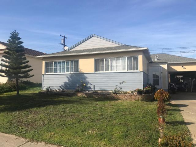 6 Los Flores Ave, South San Francisco, CA 94080 (#ML81686629) :: Carrington Real Estate Services