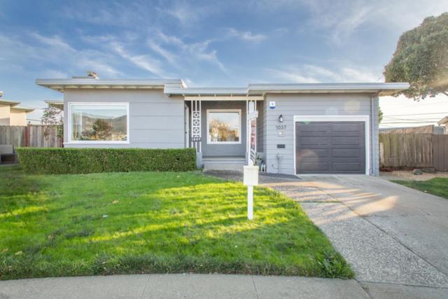 1037 Sunnyside Dr, South San Francisco, CA 94080 (#ML81686794) :: Carrington Real Estate Services