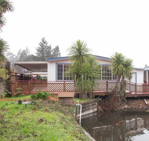444 Whispering Pines Dr 134, Scotts Valley, CA 95066 (#ML81688189) :: Brett Jennings Real Estate Experts