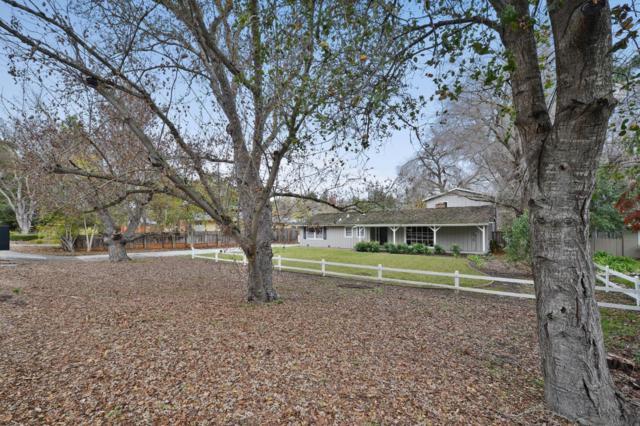 24225 Summerhill Ave, Los Altos, CA 94024 (#ML81688498) :: Brett Jennings Real Estate Experts