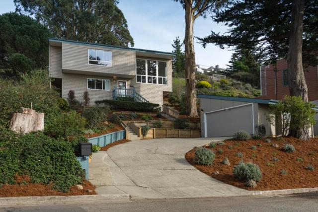 501 Farallon Ave, Pacifica, CA 94044 (#ML81689496) :: The Kulda Real Estate Group