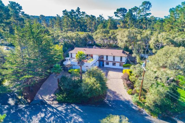 2908 Congress Rd, Pebble Beach, CA 93953 (#ML81690037) :: Brett Jennings Real Estate Experts