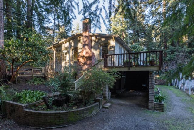 575 Scenic Way, Ben Lomond, CA 95005 (#ML81690193) :: The Kulda Real Estate Group