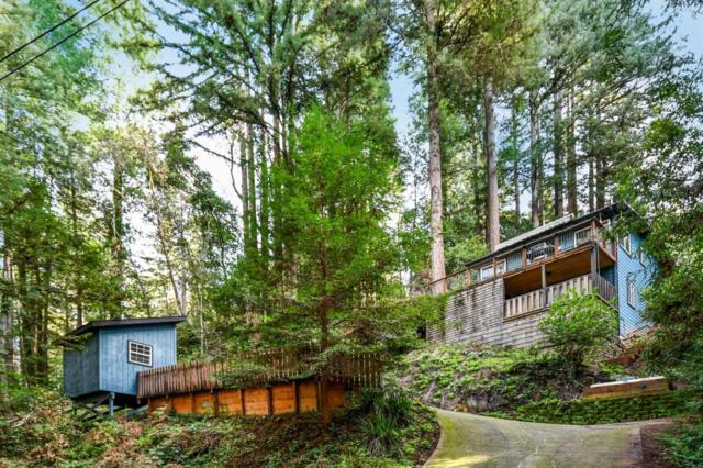 351 Redwood Rd, Felton, CA 95018 (#ML81691443) :: The Goss Real Estate Group, Keller Williams Bay Area Estates