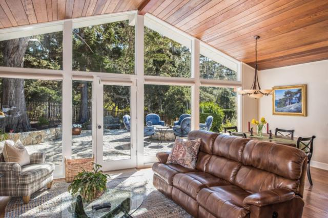 3150 Hermitage Rd, Pebble Beach, CA 93953 (#ML81692255) :: Brett Jennings Real Estate Experts