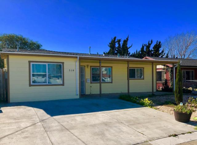 518 Williams Dr, Richmond, CA 94806 (#ML81693088) :: Brett Jennings Real Estate Experts