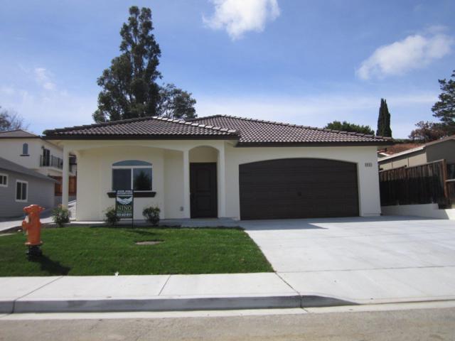 421 Seventh St, San Juan Bautista, CA 95045 (#ML81693123) :: Astute Realty Inc